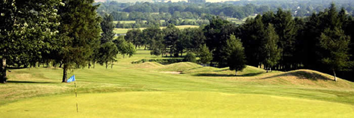 Golf at Hawkstone Park