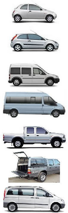 Non Commercial Vehicles